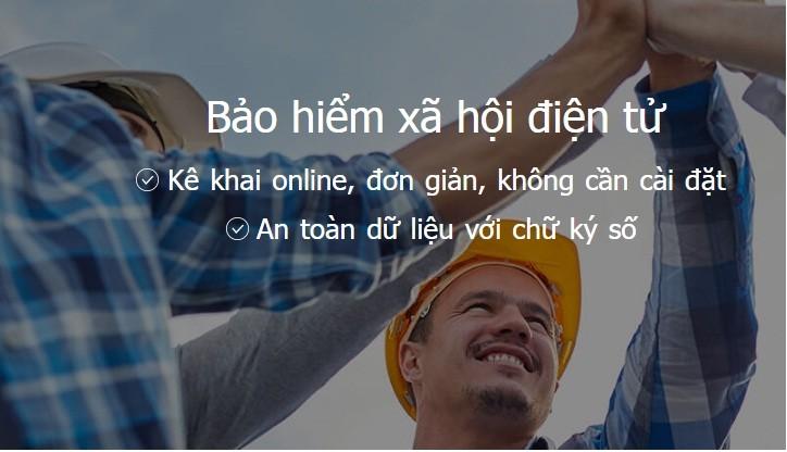 Phần mềm bảo hiểm xã hội điện tử bkav