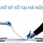 chữ ký số tại Hà Nội